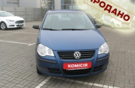 Volkswagen Polo 2008 рік