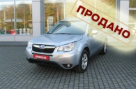Subaru Forester 2013 рік